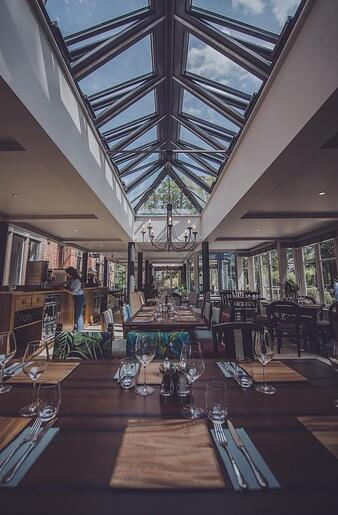 Interior of The Oakfield at Chester Zoo