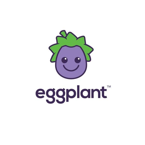 Eggplant Logo STRAP CMYK