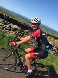 Amy Bike 2