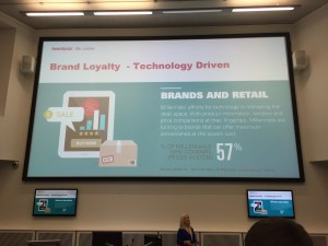 Building brand loyalty through technology