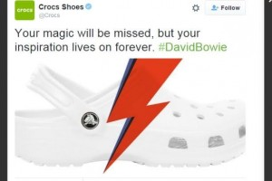 Crocs ultimate social media #fail