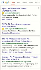 Google Mobile Friendly Search Results