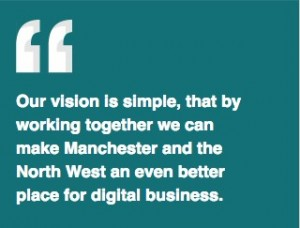 Manchester Digital vision statement