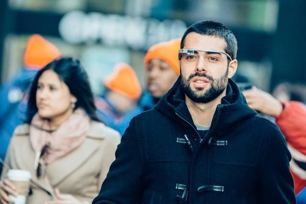 Latest Google trends - google glass
