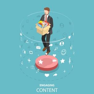content marketing failing